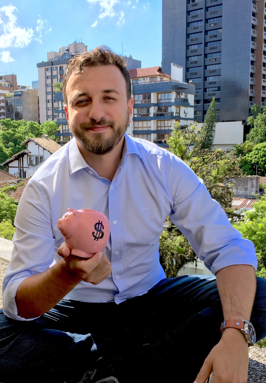 Na foto, Maurício Pires, CEO GoMoney