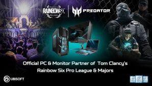 Acer Predator é anunciada como patrocinadora oficial da Pro League…