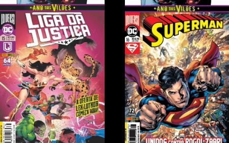 Próximo evento da DC Comics trás as consequências da saga…