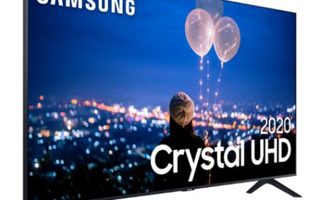 Samsung apresenta linha de TVs 2020 em evento online