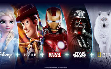 Agora é oficial – Disney+ será lançado no Brasil em…