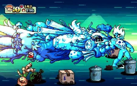 "Ubisoft relançará ""Scott Pilgrim vs. The World: The Game"" ainda…"