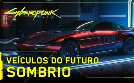 CD PROJEKT RED libera novas imagens de Cyberpunk 2077