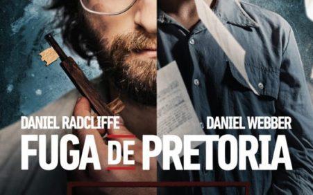 """Com Daniel Radcliffe, """"Fuga de Pretória"""" estreia hoje(23) na TNT"""