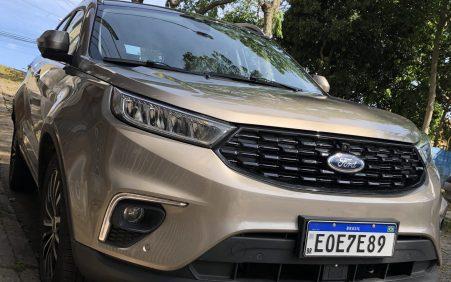 Territory | Novo SUV da Ford reúne muita tecnologia e…