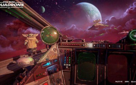 """Star Wars: Squadrons ganha atualização gratuita inspirada em """"The Mandalorian…"""
