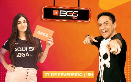 1ª BGS Day 2021 é amanhã com convidados especiais e…