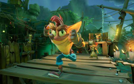 Activision anuncia celebrações dos 25 anos de Crash Bandicoot e…