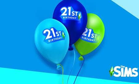 The Sims | Comemoração de 21 anos franquia inclui novos…