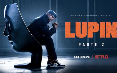 """Série francesa """"Lupin"""" terá continuação na Netflix"""