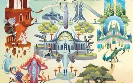 """Evento online de """"Magic: The Gathering"""" antecipa detalhes da coleção…"""
