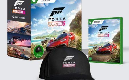 Xbox Brasil anuncia packs exclusivos para Halo Infinite e Forza…