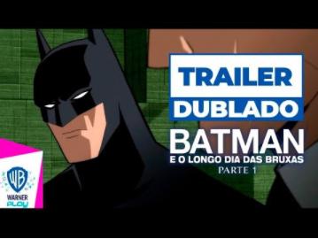 Celebrando o Batman Day, Warner lança animações nas plataformas digitais
