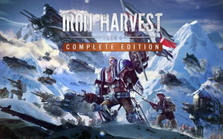 """KING Art Games anuncia edição comemorativa de """"Iron Harvest"""" para…"""